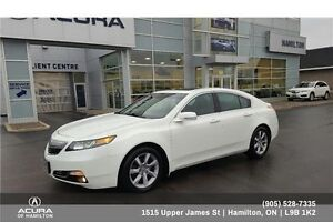 2013 Acura TL Base ONE OWNER, EXTRA CLEAN, TECH