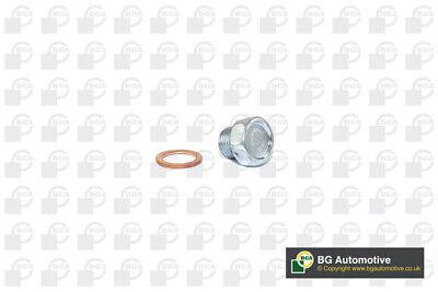 Sump Plug fits ISUZU TROOPER Mk1 2.2D 84 to 89 C223 Oil Drain BGA Quality New
