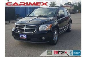 2007 Dodge Caliber R/T R/T | Leather | AWD | CERTIFIED
