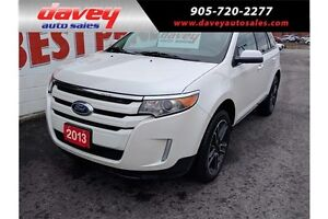 2013 Ford Edge SEL TOUCH SCREEN, NAVIGATION, BLUETOOTH