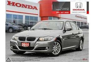 2011 BMW 328 i xDrive LEATHER INTERIOR | POWER SUNROOF | AUTO...