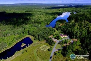 Executive NS Property with Man Made Lake, 54 acres