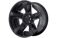 "20"" Wheels XD Rockstar II Dodge Ram 1500 Jeep JK Wheel Mag"