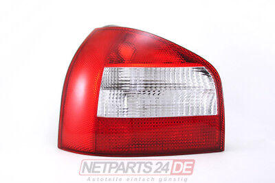 Audi A3 8L Heckleuchte Rücklicht Hecklicht Rückleuchte 00-03 Links Neu, ab Lag.