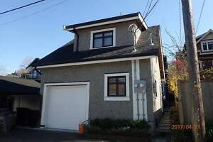 1 Bedroom + Den Laneway House - $1750/Month Trendy Main St