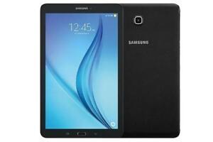Samsung tab E 16 gig 8  Wifi + Lte Neuf (boite Scellé)