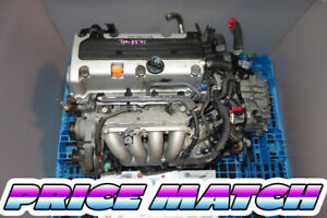JDM Engine Acura TSX 2004 2005 2006 2007 2008 2.4L K24A 205HP