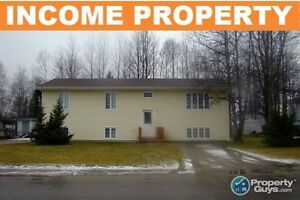 2 apartment home, 2 bedroom/1.5 bath each. Great investment!!