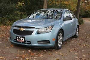 2012 Chevrolet Cruze LS | ONLY 54K | AUTO + AC | CERTIFIED