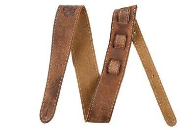 Fender Road Worn® Brown Strap Tracolla