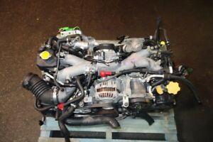JDM Subaru WRX Engine 2002 2003 2004 2005 Turbo Low Mileage KM