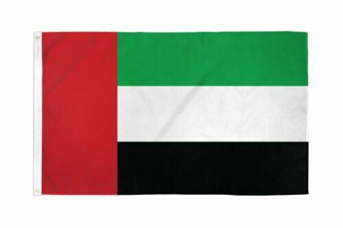The flag of the United Arab Emirates علم دولة الإمارات  Condition is BRAND NEW !