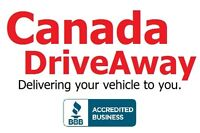 Canada DriveAway Offers Reliable Affordable Vehicle Delivery