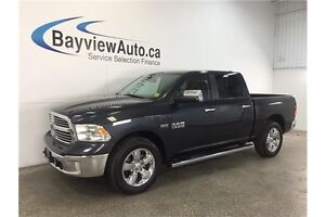 2015 Dodge RAM 1500 BIG HORN- HEMI! TOW/HAUL! HITCH! U-CONNECT!