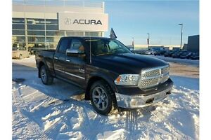 2015 RAM 1500 Laramie 4x4, bluetooth, sunroof, heated seats