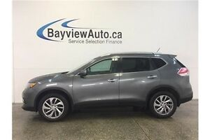 2014 Nissan ROGUE SL - AWD! HEATED LEATHER! BLUETOOTH!