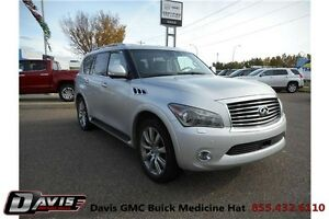 2013 Infiniti QX56 Base Leather! Heated seats!