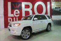 Toyota 4Runner LIMITED 4X4 7 PASSAGERS 2010