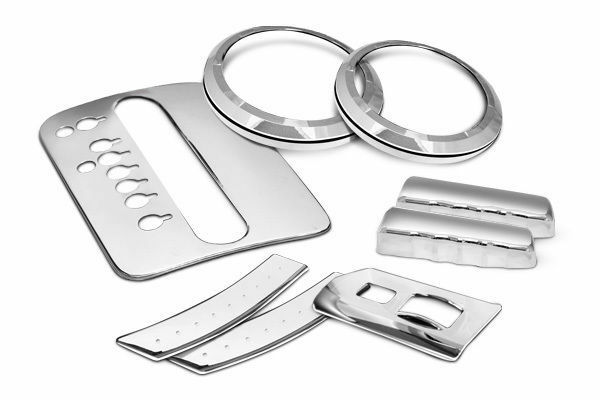 The Complete Guide to Chrome Accessories for Your Vehicle