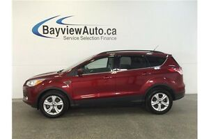 2015 Ford ESCAPE SE- 4WD! ECO BOOST! PANOROOF! LEATHER! SYNC!