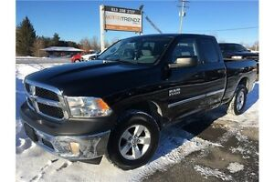 2013 RAM 1500 ST V6, 8speed, 4x4, Fog Lights