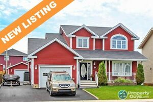 NEW LISTING! Beautifully designed 4 bed/4 bath executive home