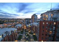 Luxury leeds city island 1 bedroom apartment available immediatly furnished. Must see