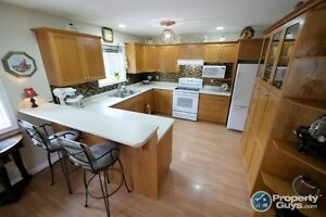 2 bed 1 bath house for rent in Castlegar avail June 1st