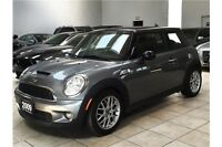 2009 Mini Cooper S LEATHER PANO ROOF CLEAN!