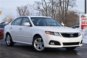 2010 Kia Magentis SX-V6 WOW ONLY 19,000 KMS | VERY LOW MILEAG...