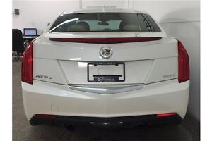 2014 Cadillac ATS - TURBO! AWD! HEATED LEATHER! BOSE SOUND! Belleville Belleville Area image 5