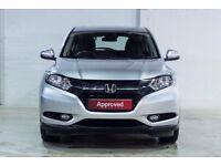 Honda HR-V I-DTEC SE NAVI (grey) 2016