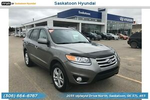 2012 Hyundai Santa Fe Limited 3.5 LOADED - Leather - NAVI