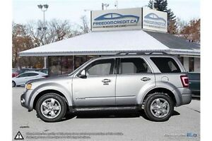 2008 Ford Escape Limited limited leather loaded Edmonton Edmonton Area image 3