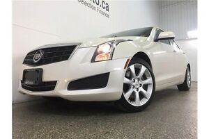 2014 Cadillac ATS - TURBO! AWD! HEATED LEATHER! BOSE SOUND! Belleville Belleville Area image 4