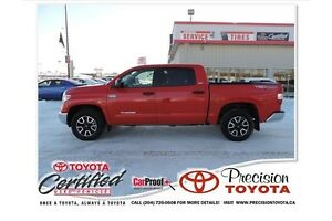 2014 Toyota Tundra SR5 5.7L V8 TRD, Local One Owner, Command...