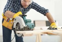 $ 20.00 HR EXPERIENCED CARPENTER WANTED