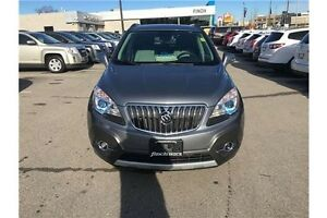 2014 Buick Encore Leather LEATHER|BOSE|AWD|REMOTE START London Ontario image 8