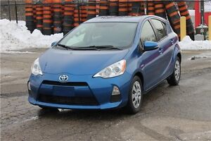 2012 Toyota Prius c Base | ONLY 55K | Bluetooth | CERTIFIED +...