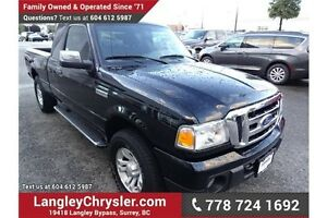 2011 Ford Ranger XLT w/ Power Group & A/C