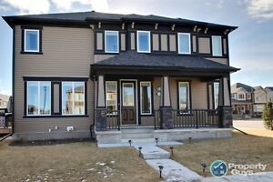 Pristine 2 year old home located in Windsong!