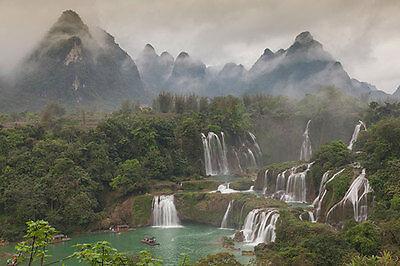 Die Regenzeit in Asien hat durchaus ihre schönen Seiten. (© Thinkstock über The Digitale)