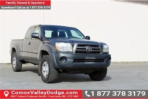 2009 Toyota Tacoma Base BOXLINER, HITCH, ACCESS CAB
