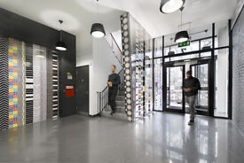 WHITECHAPEL Private Office Space to let, E1 Serviced Flexible Terms | 2-59 people