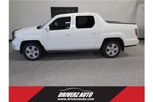 2012 Honda Ridgeline Touring SUNROOF, NAV, BACKUP CAMERA