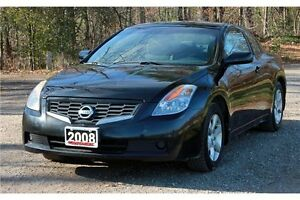 2008 Nissan Altima 2.5 S | CERTIFIED + E-Tested