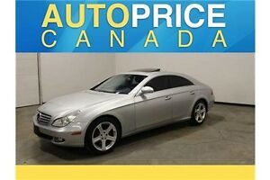 2008 Mercedes-Benz CLS-Class NAVIGATION|MOONROOF|LEATHER