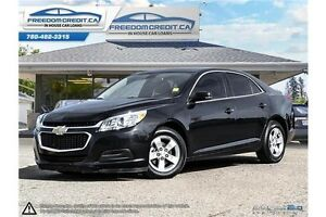 2015 Chevrolet Malibu 1LT 1 lt sedan loaded