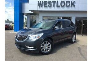 2013 Buick Enclave Premium heated and cooled leather seats