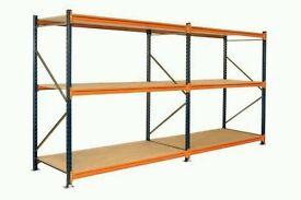 Industrial shelving racking shelves heavy duty